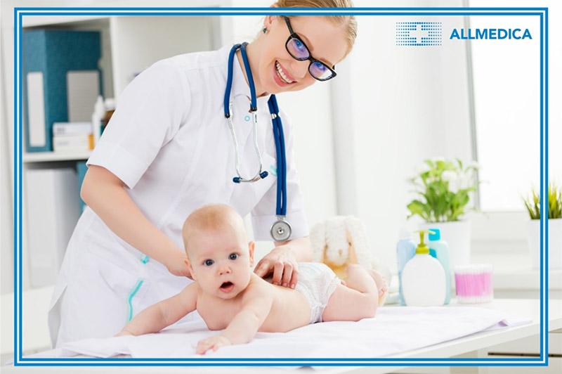 leczenie naczyniaków propranololem - chirurgia dziecięca